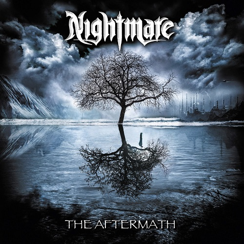 Nightmare - The Aftermath - Cover