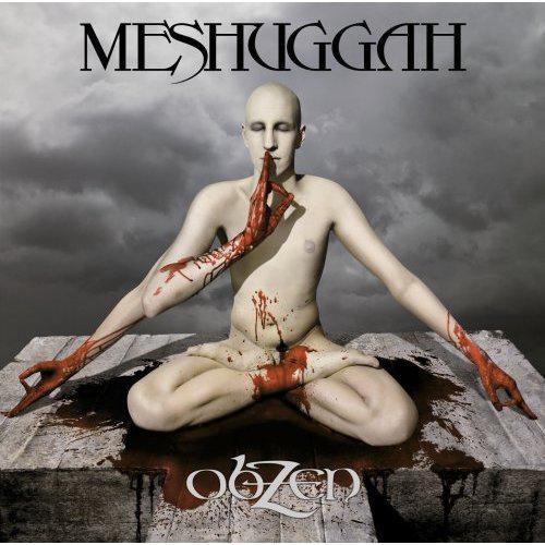 Meshuggah - ObZen - Cover
