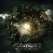 Origin - Omnipresent - CD-Cover