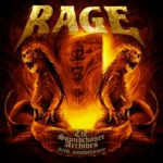 Cover - Rage – The Soundchaser Archives