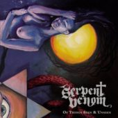 Serpent Venom - Of Things Seen & Unseen - CD-Cover