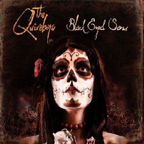 The Quireboys - Black Eyed Sons - Cover