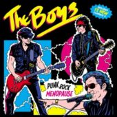 The Boys - Punk Rock Menopause - CD-Cover