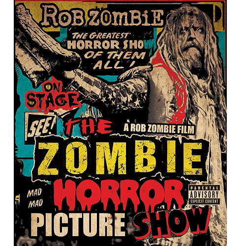Rob Zombie - The Zombie Horror Picture Show - Cover
