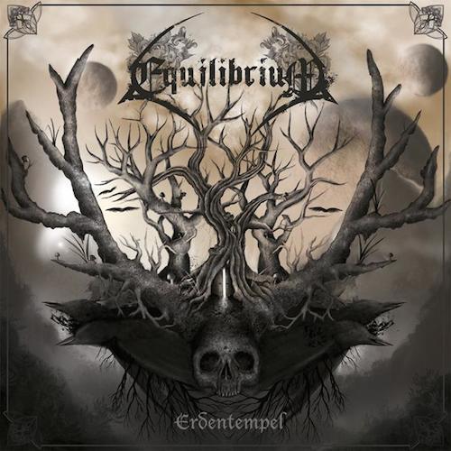 Equilibrium - Erdentempel - Cover
