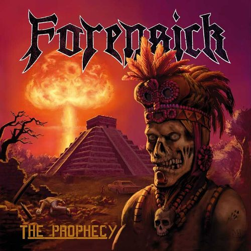 Forensick - The Prophecy - Cover