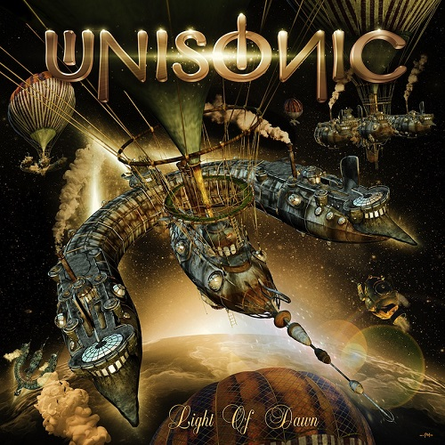 Unisonic - Light Of Dawn - Cover