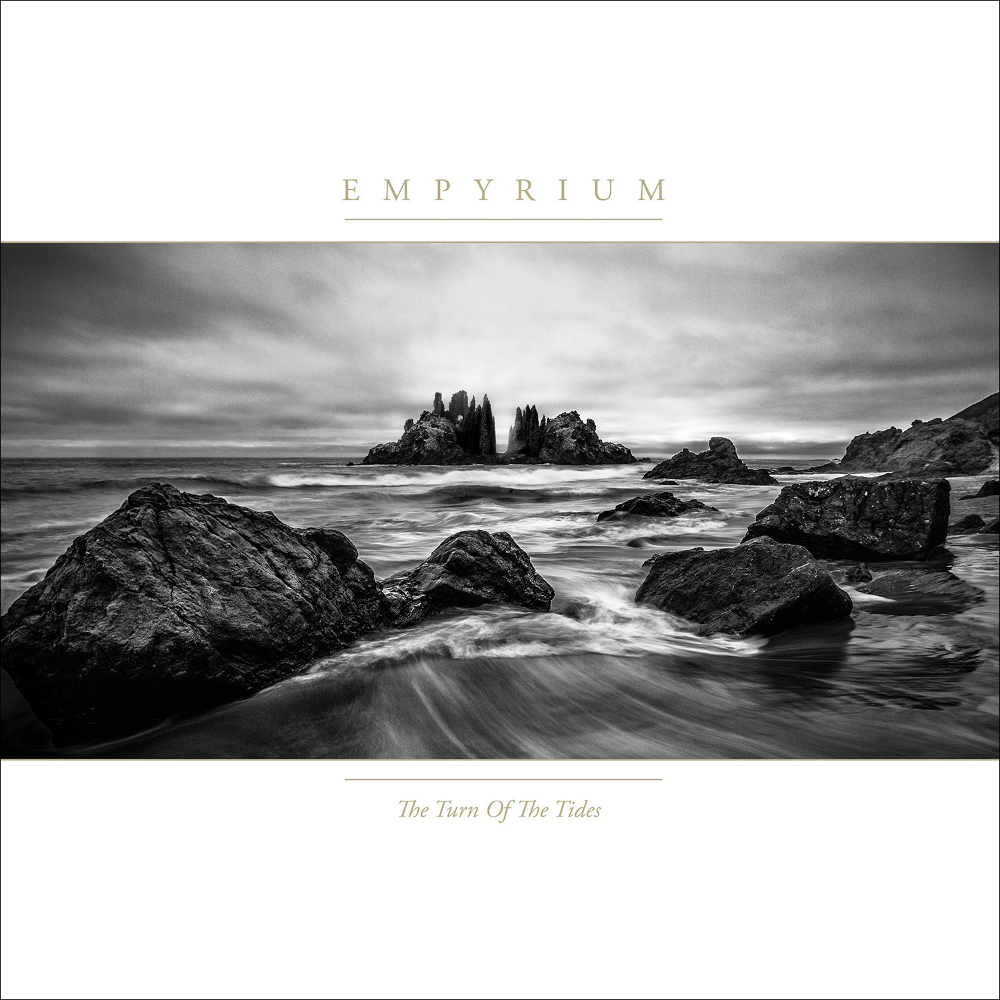 Empyrium - The Turn Of The Tides - Cover