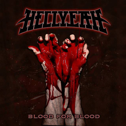 Hellyeah - Blood For Blood - Cover