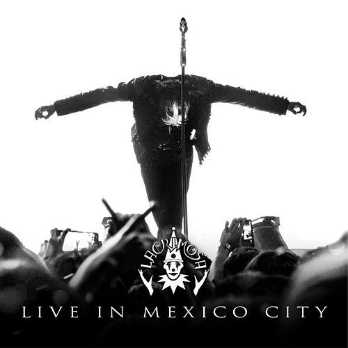 Lacrimosa - Live In Mexico City - Cover