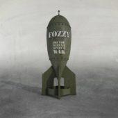 Fozzy - Do You Wanna Start A War - CD-Cover