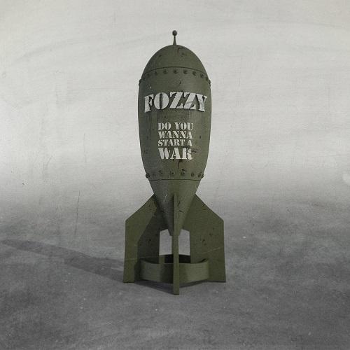 Fozzy - Do You Wanna Start A War - Cover