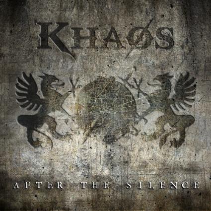 Khaøs  - After The Silence - Cover
