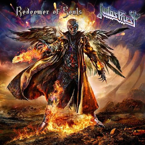 Judas Priest - Redeemer Of Souls - Cover