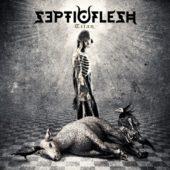 Septicflesh - Titan - CD-Cover