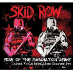 Cover - Skid Row – Rise Of The Damnation Army – United World Rebellion: Chapter Two (EP)