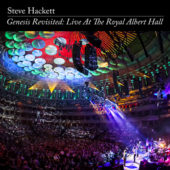 Steve Hackett - Genesis Revisited: Live At The Royal Albert Hall - CD-Cover