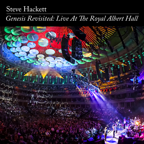 Steve Hackett - Genesis Revisited: Live At The Royal Albert Hall - Cover