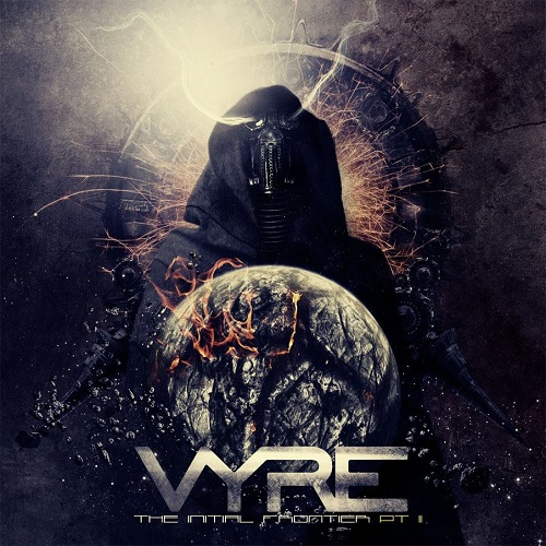 Vyre - The Initial Frontier Pt. 2 - Cover