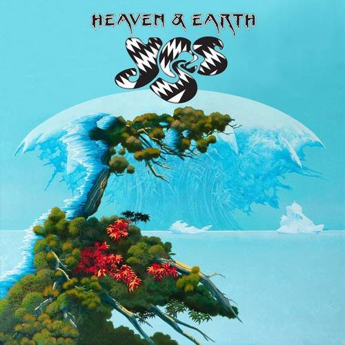 Yes - Heaven & Earth - Cover