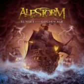 Alestorm - Sunset On The Golden Age - CD-Cover