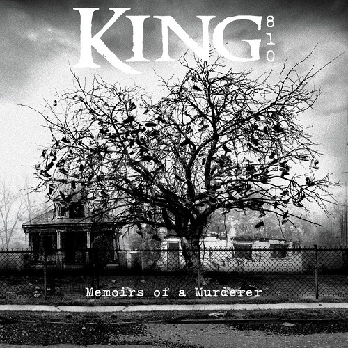 King 810 - Memoirs Of A Murderer - Cover