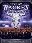 Various Artists - Wacken 2013 (DVD) - CD-Cover