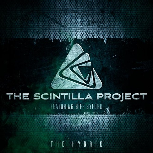 The Scintilla Project - The Hybrid - Cover