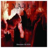 Nails - Abandon All Life - CD-Cover