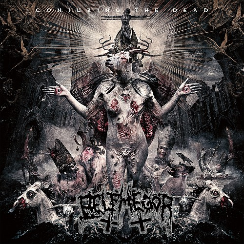 Belphegor - Conjuring The Dead - Cover