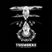 Tusmørke - Riset Bak Speilet - CD-Cover