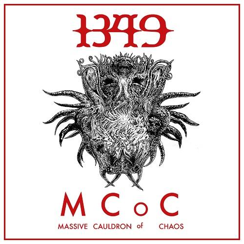 1349 - Massive Cauldron Of Chaos - Cover