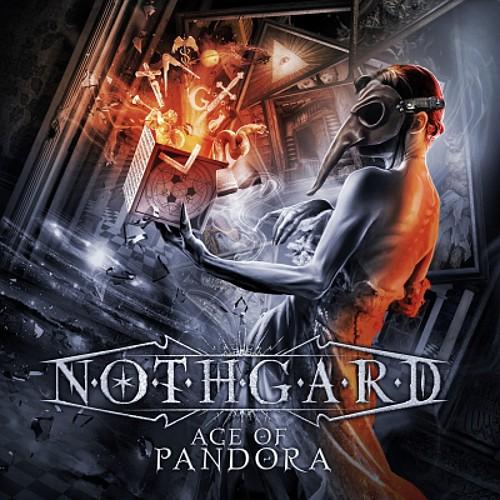 Nothgard - Age Of Pandora - Cover