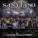 Cover - Santiano – Mit den Gezeiten (DVD)