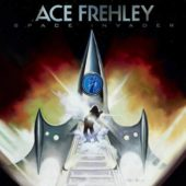 Ace Frehley - Space Invader - CD-Cover