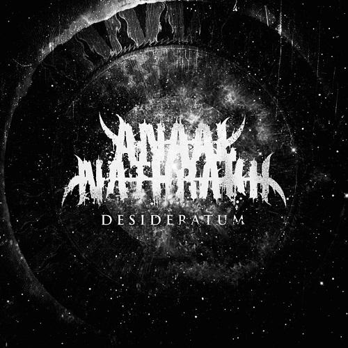 Anaal Nathrakh - Desideratum - Cover