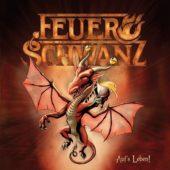 Feuerschwanz - Auf's Leben - CD-Cover