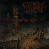 Cannibal Corpse - A Skeletal Domain - CD-Cover
