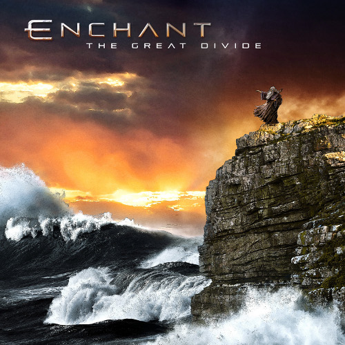 Enchant - The Great Divide - Cover