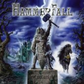 Hammerfall - (r)Evolution - CD-Cover
