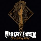 Misery Index - The Killing Gods - CD-Cover
