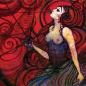 Nachtmystium - The World We Left Behind - CD-Cover