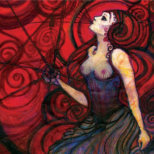 Nachtmystium - The World We Left Behind - Cover