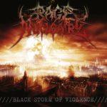 Cover - Rage Nucléaire – Black Storm Of Violence