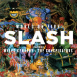 Cover - Slash – World On Fire
