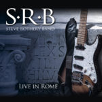 Cover - Steve Rothery Band – Live In Rome