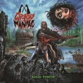 Cropsy Maniac - Shear Terror (EP) - CD-Cover