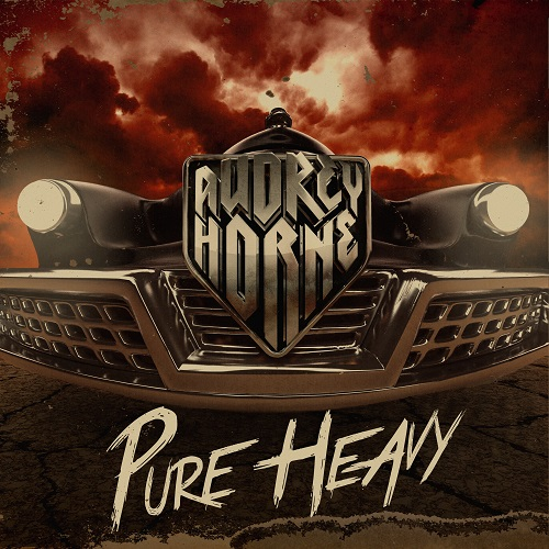 Audrey Horne - Pure Heavy - Cover