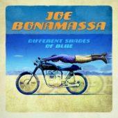 Joe Bonamassa - Different Shades Of Blue - CD-Cover