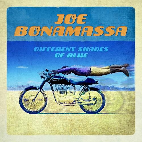 Joe Bonamassa - Different Shades Of Blue - Cover